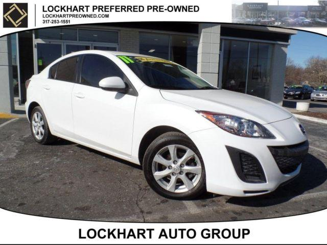 2011 mazda mazda3 4d sedan i for sale in indianapolis indiana classified. Black Bedroom Furniture Sets. Home Design Ideas