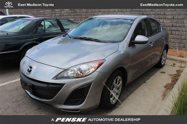 2011 mazda mazda3 sedan 4dr sedan automatic i sport sedan for sale in madison wisconsin. Black Bedroom Furniture Sets. Home Design Ideas