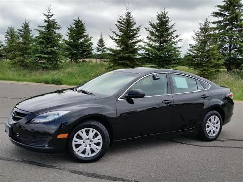2011 mazda mazda6 4 door sedan for sale in marshfield. Black Bedroom Furniture Sets. Home Design Ideas