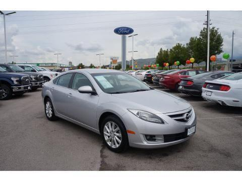 2011 mazda mazda6 4 door sedan for sale in salt lake city. Black Bedroom Furniture Sets. Home Design Ideas