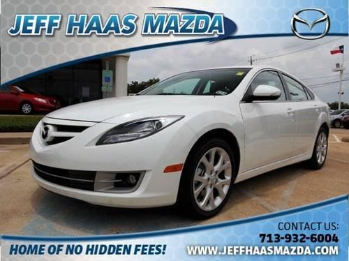 2011 mazda mazda6 4dr car s grand touring for sale in houston texas classified. Black Bedroom Furniture Sets. Home Design Ideas