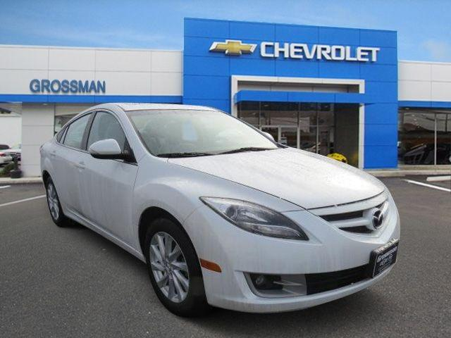 2011 mazda mazda6 4dr car s touring plus for sale in. Black Bedroom Furniture Sets. Home Design Ideas