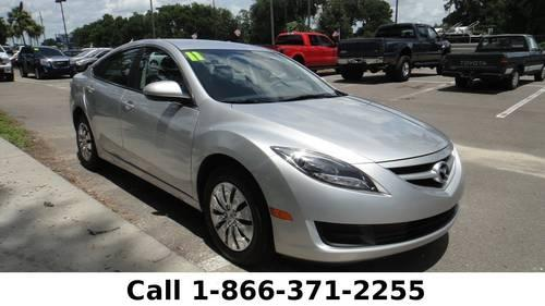 2011 Mazda Mazda6 i Sport - Warranty - Not Smoked In