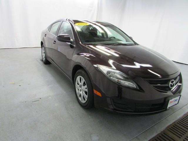 2011 mazda mazda6 sedan i sport for sale in davenport. Black Bedroom Furniture Sets. Home Design Ideas