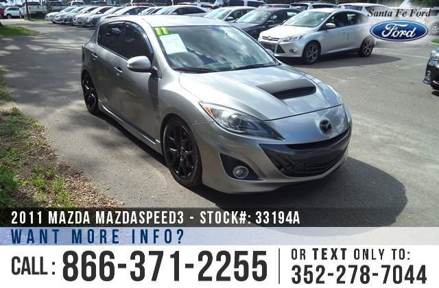 2011 Mazda Mazdaspeed3 Sport - 28K Miles - Finance