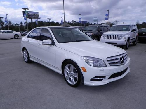 2011 mercedes benz c class 4d sedan c300 for sale in neuse forest north carolina classified. Black Bedroom Furniture Sets. Home Design Ideas