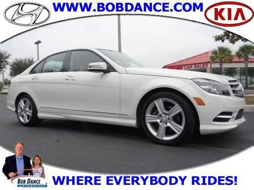 2011 mercedes benz c class 4dr car 4dr sdn 3 0l c300 for for Mercedes benz sanford florida