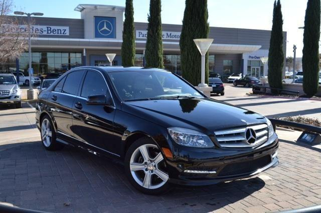 2011 mercedes benz c class 4dr car c300 sport for sale in fort worth. Cars Review. Best American Auto & Cars Review