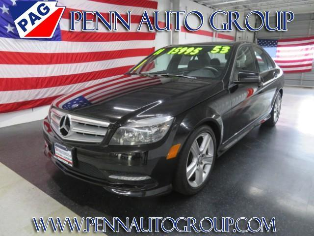 2011 Mercedes-Benz C-Class C 300 Luxury 4MATIC AWD C