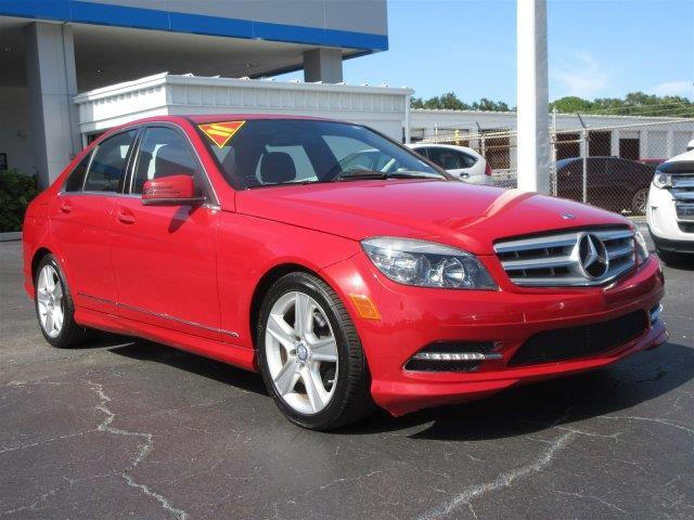 2011 mercedes benz c class c 300 luxury c 300 luxury 4dr for Ft pierce mercedes benz