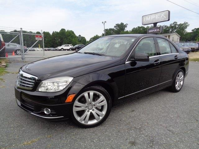 2011 mercedes benz c class c 300 luxury c 300 luxury 4dr for Mercedes benz c class 300 for sale