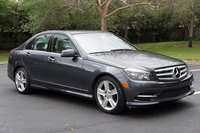 2011 mercedes benz c class c 300 sport c 300 sport 4dr for Mercedes benz c class 300 for sale