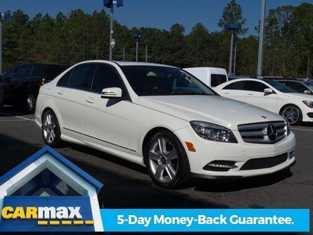 2011 Mercedes-Benz C-Class C300 Luxury C300 Luxury 4dr