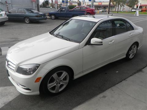 2011 Mercedes-Benz C-Class Sedan C300 Sport Sedan 4D