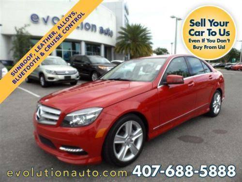 2011 mercedes benz c class sport sanford fl for sale in for Mercedes benz sanford fl