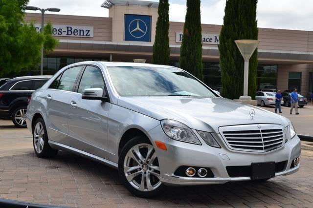 2011 mercedes benz e class 4dr car e350 luxury nav p1 pkg for Mercedes benz fort worth texas