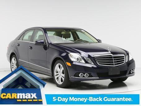 2011 Mercedes-Benz E-Class E 350 Luxury 4MATIC AWD E