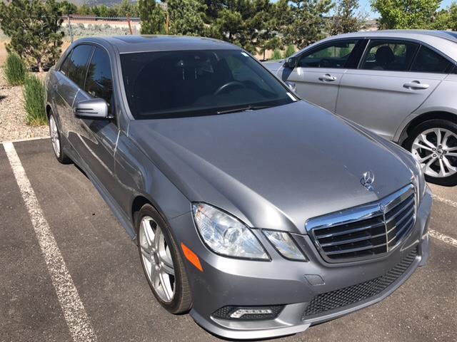 2011 mercedes benz e class e 350 luxury 4matic awd e 350 for Mercedes benz reno nv