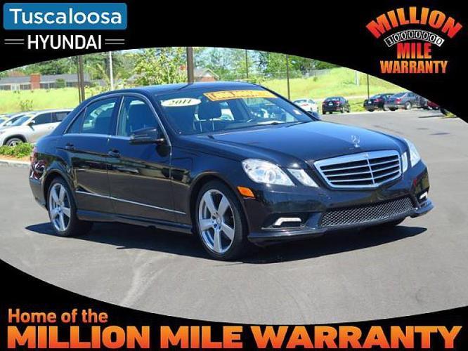 2011 mercedes benz e class e 350 luxury e 350 luxury 4dr for Mercedes benz jobs tuscaloosa