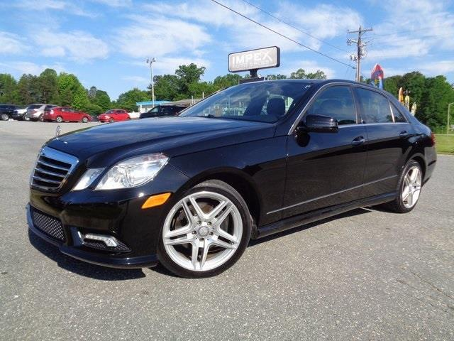 2011 mercedes benz e class e 350 luxury e 350 luxury 4dr Mercedes benz greensboro north carolina