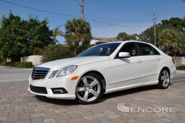 2011 mercedes benz e350 sport for sale in sarasota for Florida mercedes benz