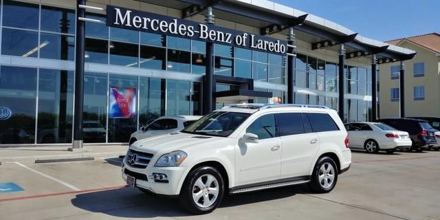 2011 mercedes benz gl class gl 450 4matic awd gl 450 for Mercedes benz laredo tx
