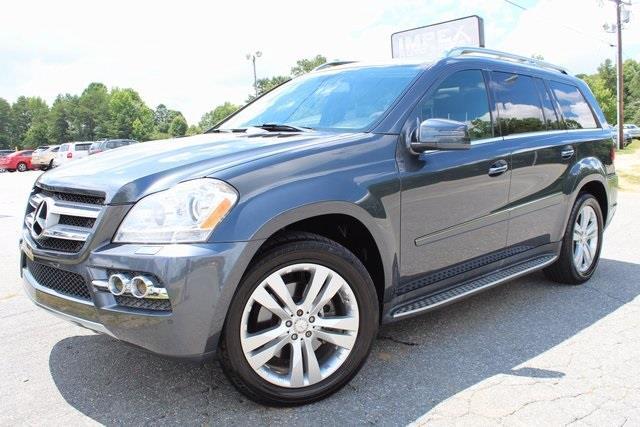2011 mercedes benz gl class gl 450 4matic awd gl 450 Mercedes benz greensboro north carolina