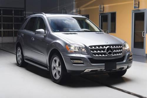 2011 mercedes benz m class 4d sport utility ml350 for sale for Tysinger motors used cars
