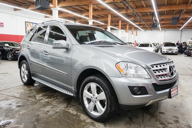 2011 Mercedes-Benz M-Class ML 350 4MATIC AWD ML 350
