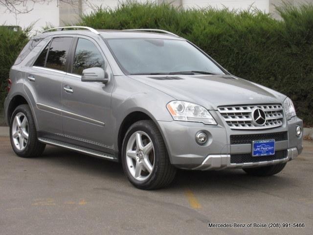 2011 Mercedes-Benz M-Class ML 550 AWD ML 550 4MATIC 4dr