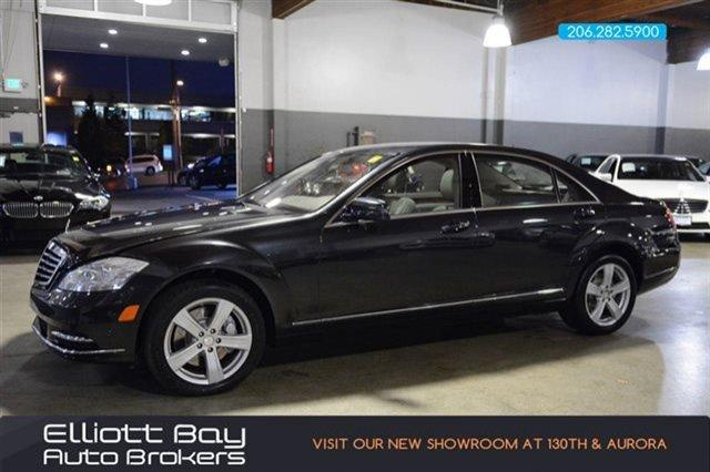 2011 mercedes benz s class awd s550 4matic 4dr sedan for for Mercedes benz for sale seattle