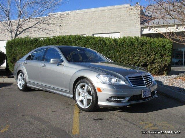 2011 mercedes benz s class s550 s550 4dr sedan for sale in boise idaho classified. Black Bedroom Furniture Sets. Home Design Ideas