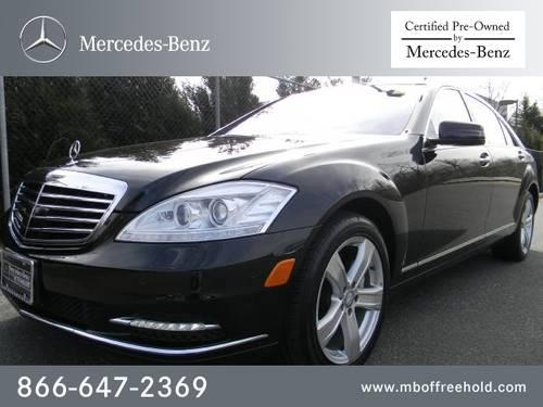 2011 mercedes benz s class sedan 4dr sdn s550 4matic for for Mercedes benz freehold nj