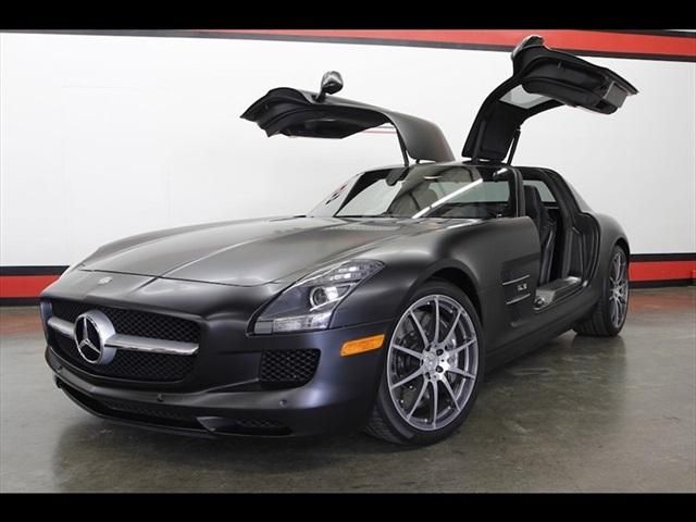 2011 mercedes benz sls amg base rancho cordova ca for for Mercedes benz sls amg for sale
