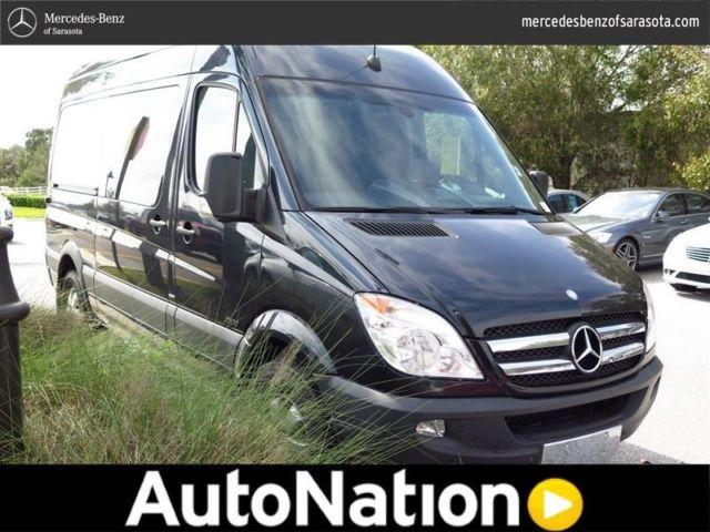 2011 mercedes benz sprinter passenger vans for sale in for Mercedes benz of sarasota florida