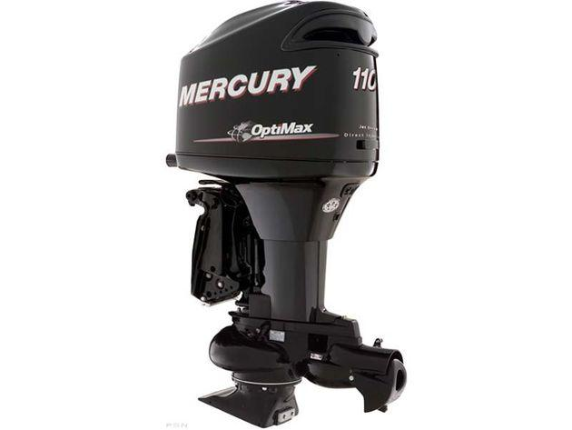 2011 Mercury OptiMax Jet 110 HP