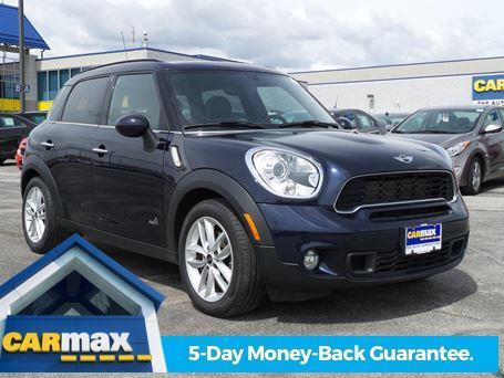 2011 MINI Cooper Countryman S ALL4 AWD S ALL4 4dr