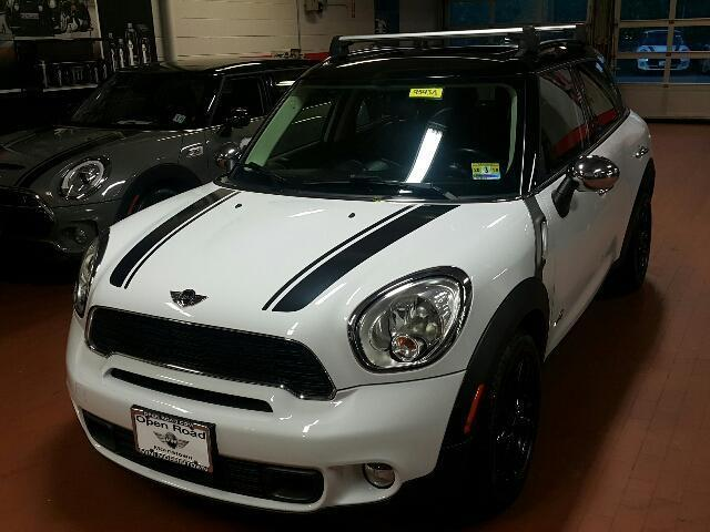 2011 mini cooper countryman s all4 awd s all4 4dr crossover for sale in morristown new jersey. Black Bedroom Furniture Sets. Home Design Ideas