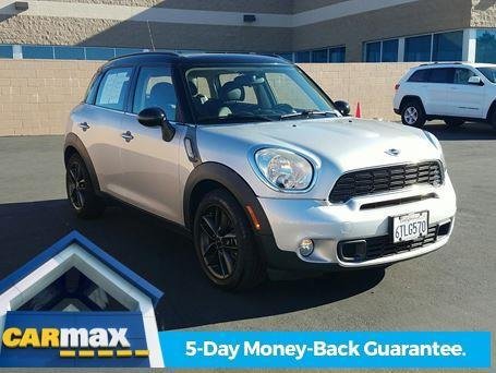 2011 MINI Cooper Countryman S S 4dr Crossover