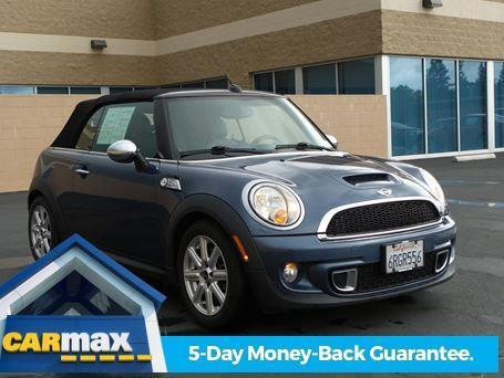 2011 MINI Cooper S S 2dr Convertible