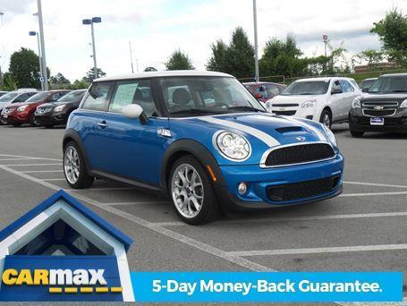 2011 MINI Cooper S S 2dr Hatchback