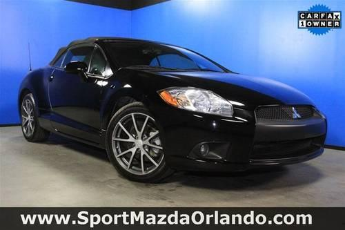 2011 mitsubishi eclipse spyder convertible gs sport for sale in orlando florida classified. Black Bedroom Furniture Sets. Home Design Ideas