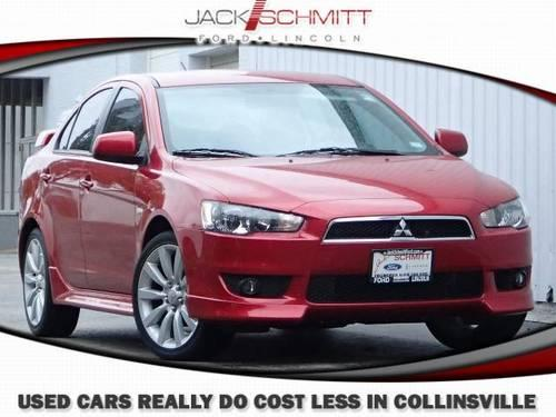 2011 Mitsubishi Lancer 4 Dr Sedan GTS for Sale in
