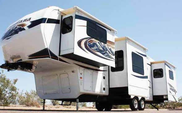 2011 Montana Montana 3750 Fl For Sale In Grand Junction