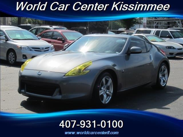 2011 Nissan 370Z Base Base 2dr Coupe 6M