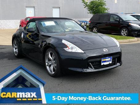 2011 Nissan 370Z Roadster Roadster 2dr Convertible 6M