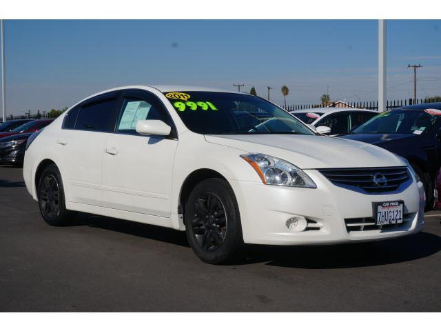 2011 Nissan Altima 2.5 S 2.5 S 4dr Sedan