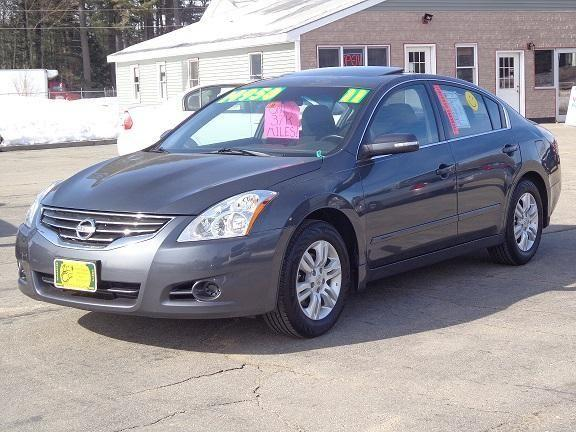 2011 nissan altima 2 5 s for sale in rochester new hampshire classified. Black Bedroom Furniture Sets. Home Design Ideas
