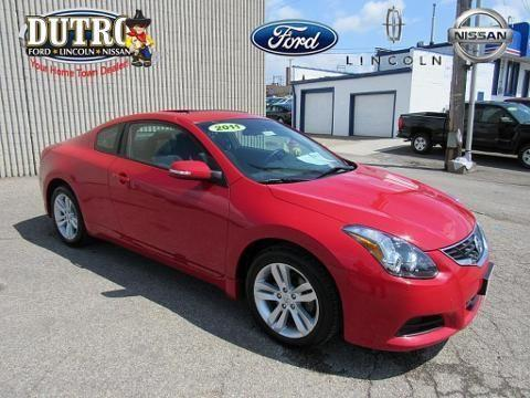 2011 nissan altima 2 door coupe for sale in sonora ohio classified. Black Bedroom Furniture Sets. Home Design Ideas