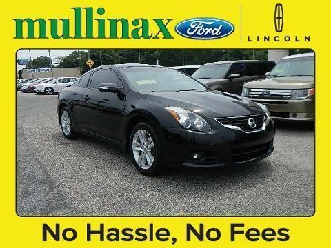 2011 NISSAN ALTIMA 2 DOOR COUPE